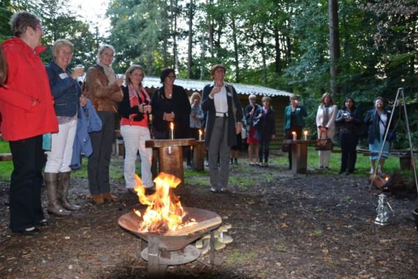 Outdoor en teambuilding event locatie Doorn - Landgoed Zonheuveloneheuvel Doorn