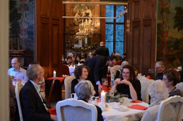 Kerstdiner Kasteel Maarten Maartenshuis Doorn Utrecht