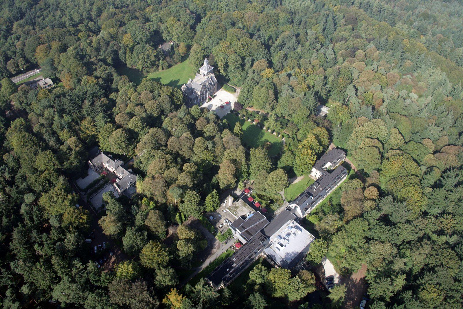 Landgoed Zonheuvel Doorn: Kasteel-Koetshuis-Lodge-Hotel-Restaurant