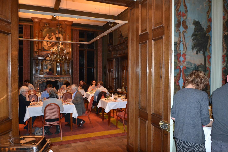 Culinair@theCastle Kasteel Maarten Maartenshuis Landgoed Zonheuvel - Doorn
