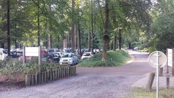 Parkeren Hotel Landgoed Zonheuvel Doorn - Utrecht