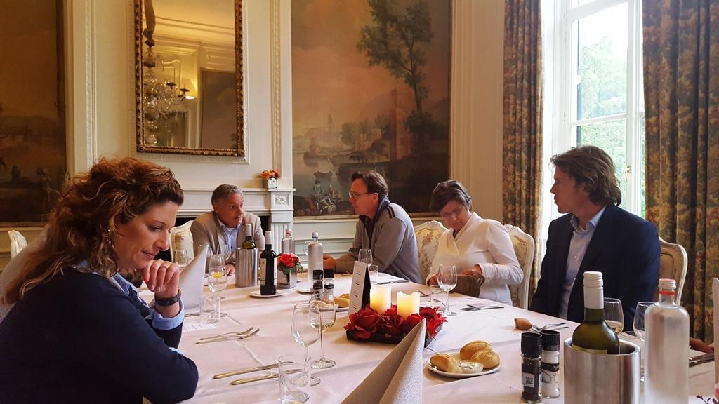 Netwerk Business Diner Landgoed Zonheuvel 2016