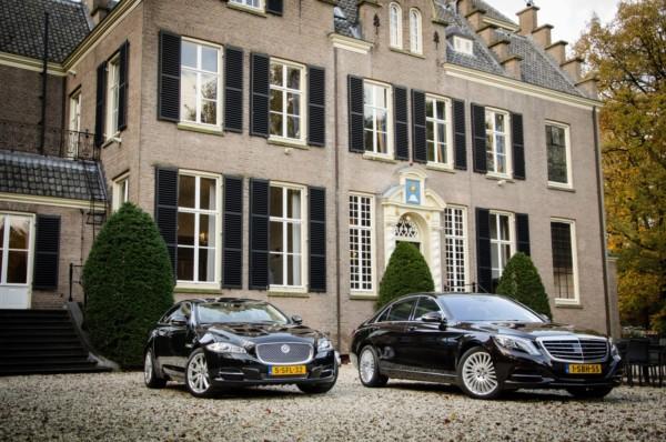 Auto introductie op Kasteel Maarten Maartenshuis Doorn Utrecht
