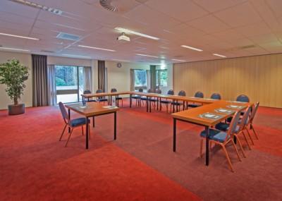 Vergaderen op Landgoed Zonheuvel Doorn Utrecht - Conferentiecentrum - vergaderzaal Borderwijk