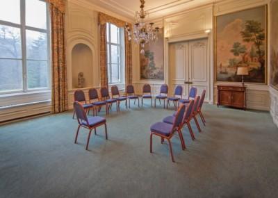 Uniek vergaderen op Kasteel Maarten Maartenshuis Doorn - Italiaanse kamer
