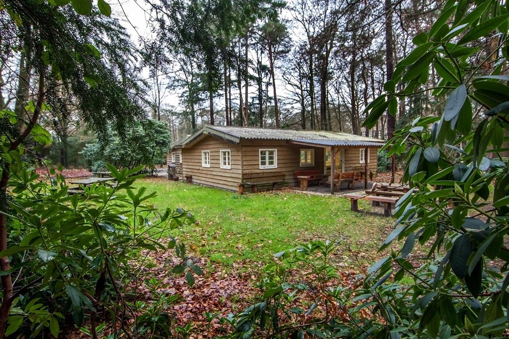 Vergaderen in het bos - Lodge op Landgoed Zonheuvel in Doorn - Utrechtse Heuvelrug
