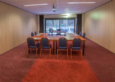 Vergaderen op Landgoed Zonheuvel Doorn Utrecht - Conferentiecentrum - vergaderzaal Multatuli