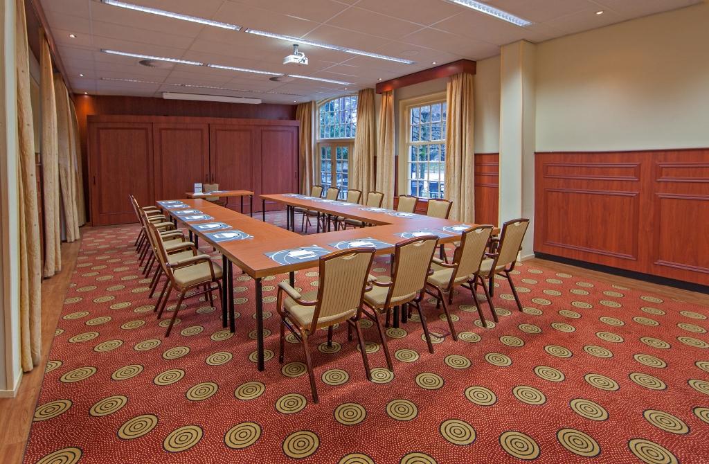 Vergaderzaal Conferentiecentrum Zonheuvel - Koetshuis Tilbury