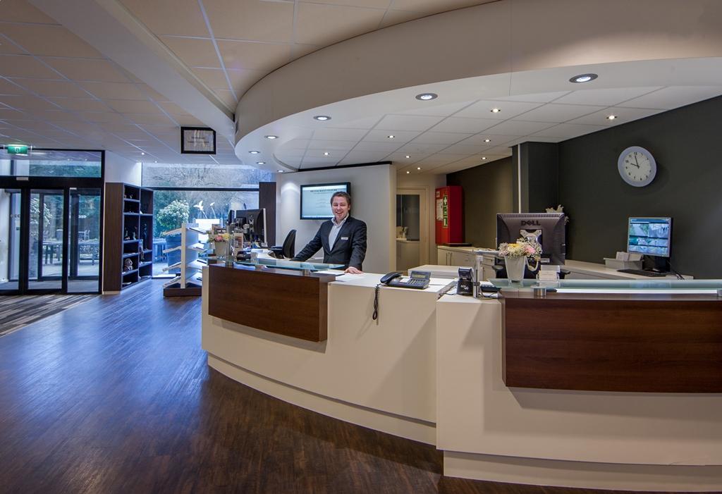 Lobby - Receptie Hotel & Conferentiecentrum Landgoed Zonheuvel Doorn Utrecht