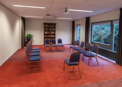 Vergaderen op Landgoed Zonheuvel Doorn Utrecht - Conferentiecentrum - vergaderzaal Van Dijssel