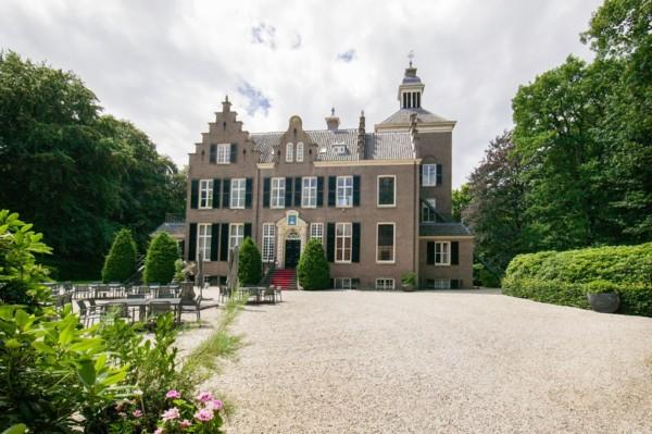 Kasteel Maarten Maartenshuis Doorn Utrechtse Heuvelrug