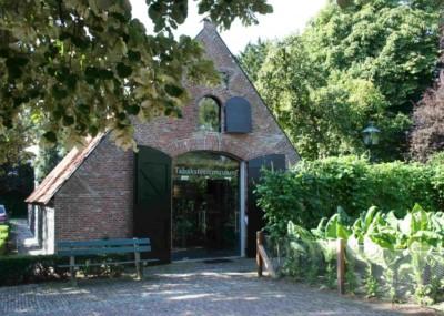 Toeristische tips Landgoed Zonheuvel - Tabaksteelt Museum Amerongen