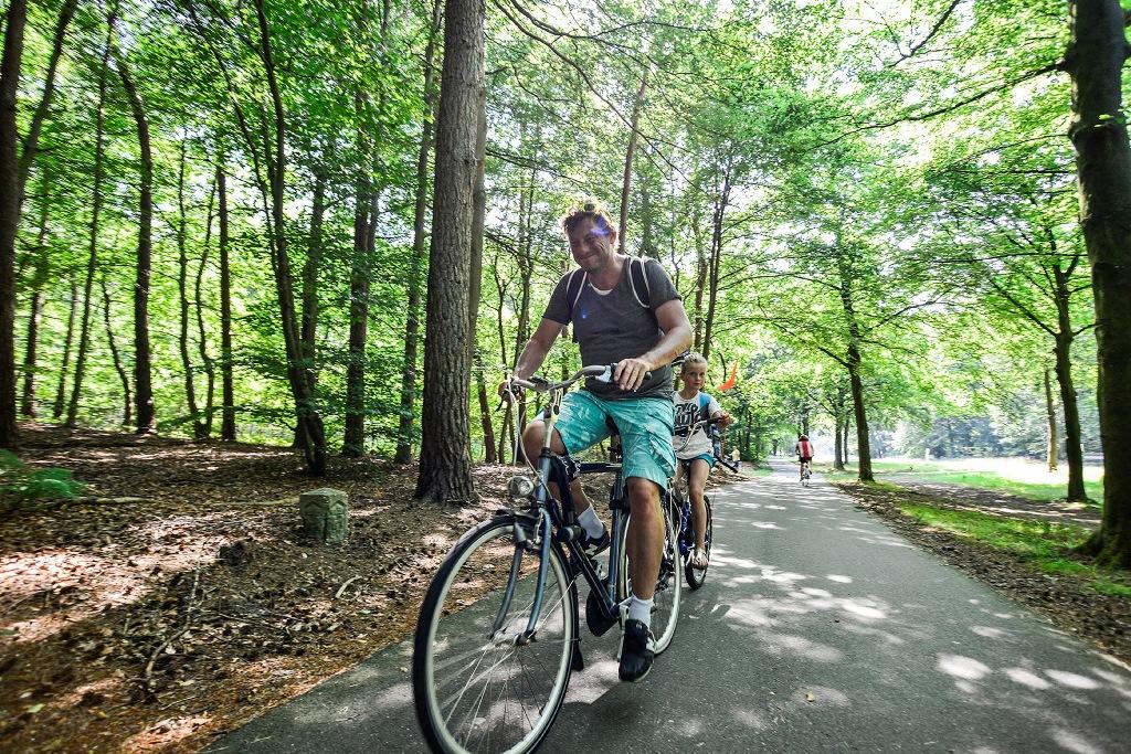 Fietsen Utrechtse Heuvelrug - Fietsroutes Landgoed Zonheuvel Doorn