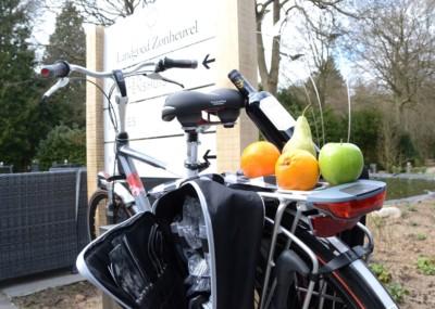 Fietsen vanaf Landgoed Zonheuvel Doorn - Utrechtse Heuvelrug