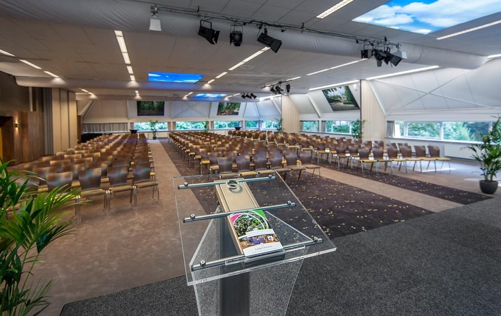 Vergaderen 500 personen - Conferentiecentrum Zonheuvel Doorn Utrecht