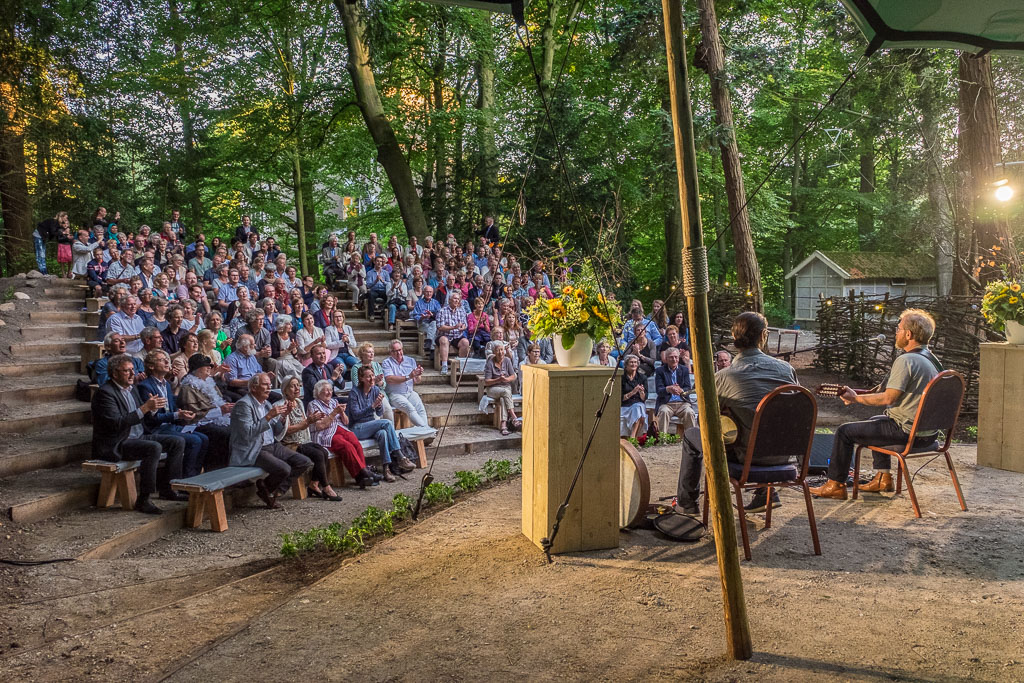 Openluchttheater Zonneheuvel Doorn - Opening
