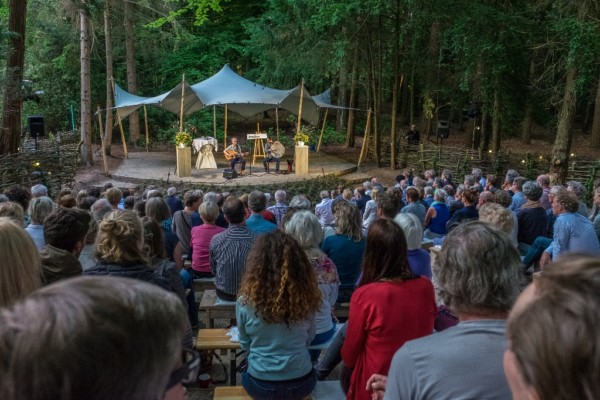 Openluchttheater Doorn op Landgoed Zonheuvel - Utrechtse Heuvelrug