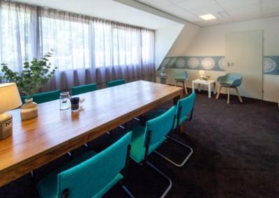 Vergaderen op Landgoed Zonheuvel Doorn Utrecht - Conferentiecentrum - vergaderzaal Jip
