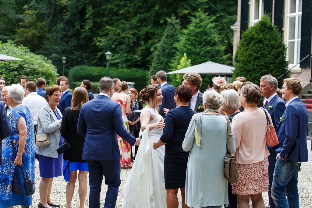 Buiten trouwen in utrecht - Kasteel Maarten Maartenshuis Doorn