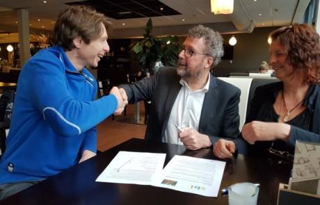 Partnership Stichting SBI en De Meewerktuin