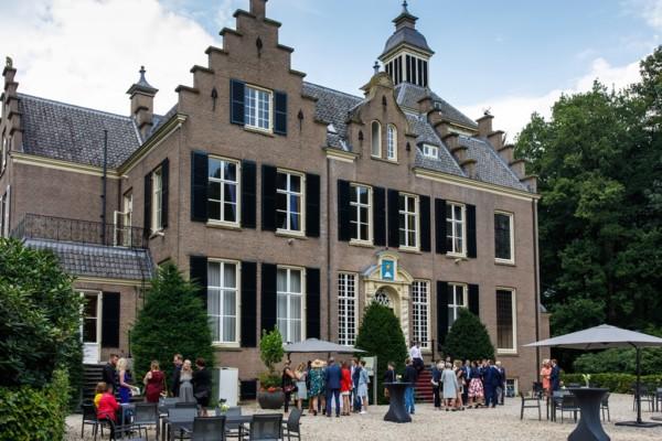 Trouwlocatie Kasteel Maarten Maartenshuis Doorn Utrecht