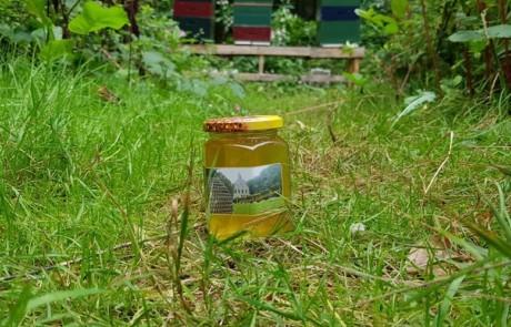 Honing moestuin Landgoed Zonheuvel Heuvelrug Bijeen