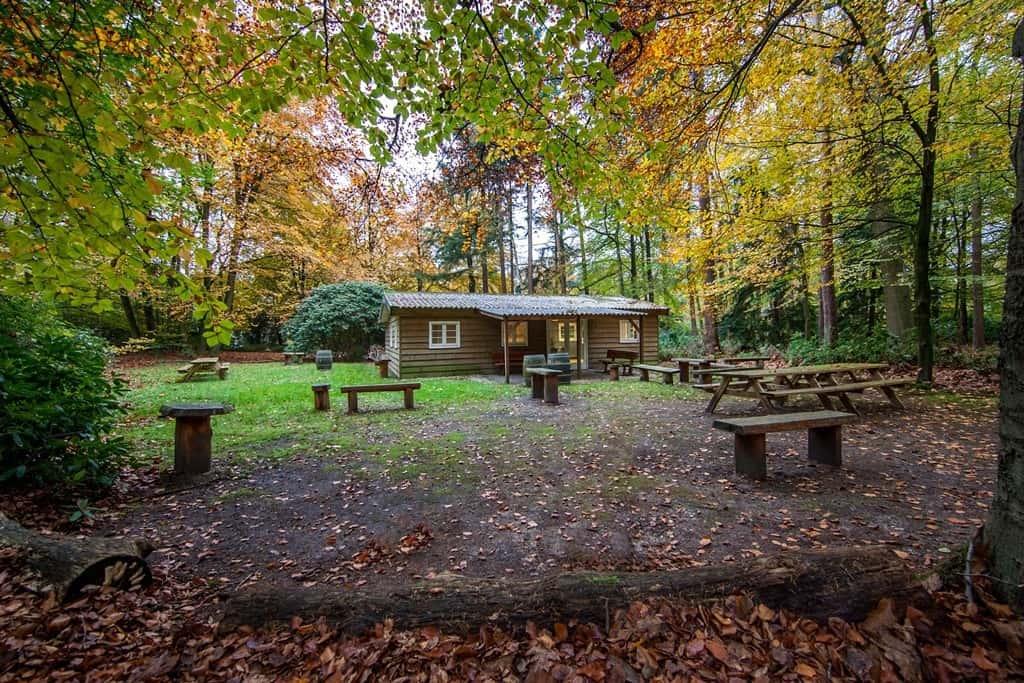 Lodges Landgoed Zonheuvel
