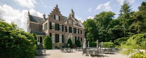 Kasteel Maarten Maartenshuis Landgoed Zonheuvel Doorn