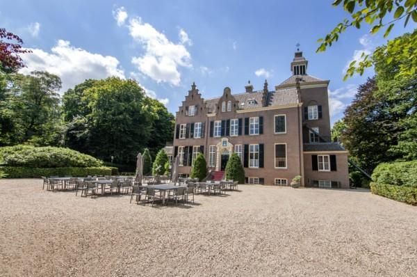 Kasteel Maarten Maartenshuis op Landgoed Zonheuvel Doorn