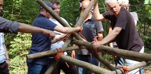 Outdoor en teambuilding event locatie Doorn - Landgoed Zonheuvel