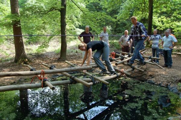 Outdoor activiteiten - Teambuilding op Landgoed Zoneheuvel Doorn