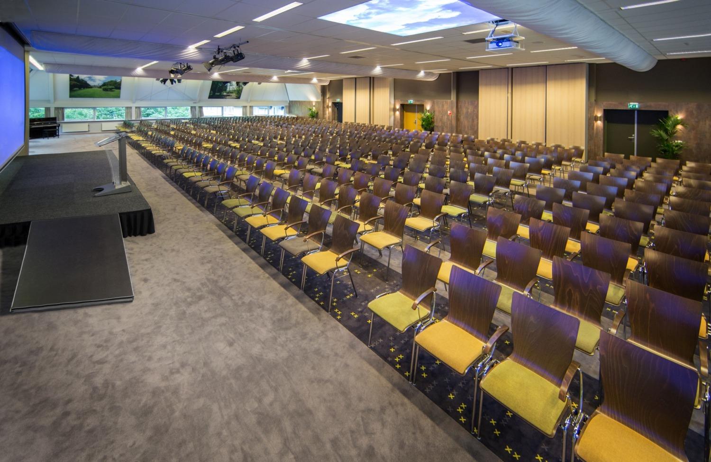 Congreszaal Conferentiecentrum Landgoed Zonheuvel Doorn Utrecht