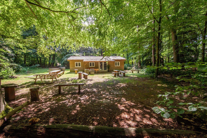Vergaderruimte op Landgoed Zonheuvel Lodge
