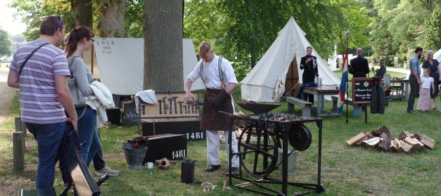 Historisch Festival Huis Doorn Hotel Landgoed Zonheuvel