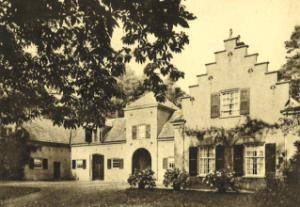Jeugdherg De Zonheuvel Koetshuis