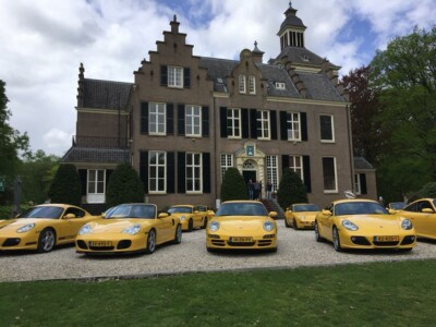International Speedgelb Meeting Porsche Landgoed Zonheuvel