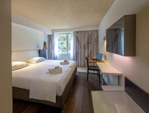 Hotelkamer Comfort Douche
