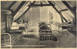 Slaapzaal Koetshuis Herberg Landgoed Zonheuvel