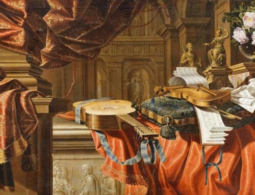 Muziek in het Maarten Maartenshuis
